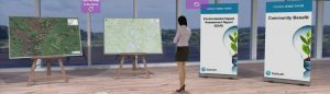 Coole Wind Farm Project Consultation Room image